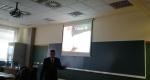Conferencia del Dr.Badet en la Universidad de Valencia